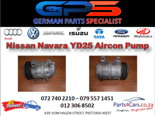 Nissan Navara 2013 YD25 Aircon Pump Used Parts for