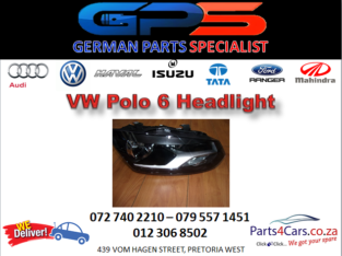 Special on New VW Polo 6 Headlight for Sale