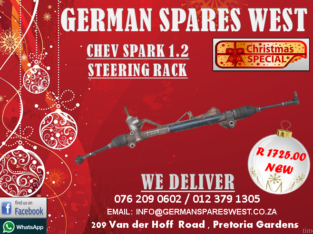 CHEV SPARK 3 1.2 USED STEERING RACK FOR SALE