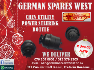 CHEV UTILITY NEW POWER STEERING BOTTLE FOR SALE
