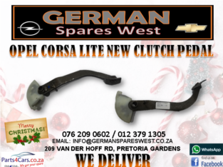 OPEL CORSA LITE NEW CLUTCH PEDAL FOR SALE