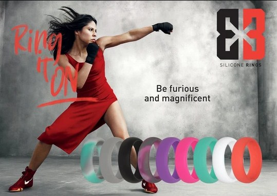 Book Now The Finest Quality Silicone Wedding Rings