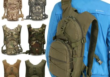 Hydration/Camel/Water Bags For Hiking,Trekking,Cam