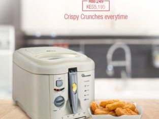 DEEP FRYER WHITE