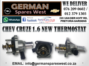CHEV CRUZE 1.6 NEW THERMOSTAT FOR SALE