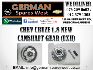 CHEV CRUZE 1.8 NEW CAMSHAFT GEAR (EXH) FOR SALE