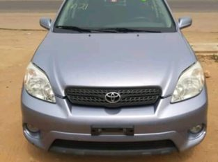 Toyota matrix 2006 model