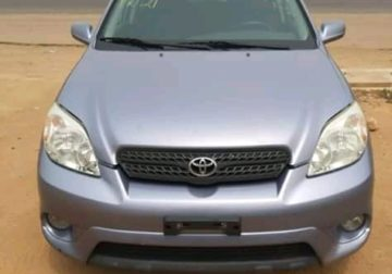 Toyota matrix 2006 model