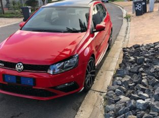 Volkswagen Polo Gti 2.0 for sale
