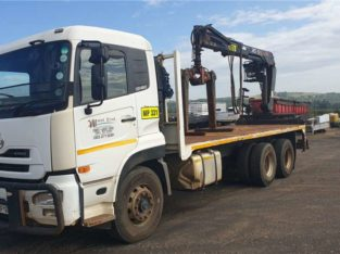 2011 Nissan UD460 6×4 Truck