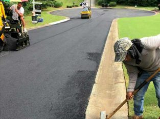 Asphalt Pavement Surfacing and Treatment