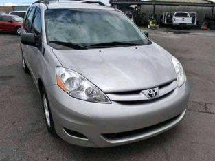 Toyota sienna 009