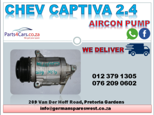 CHEV CAPTIVA 2.4 2010 USED AIRCON PUMP FOR SALE