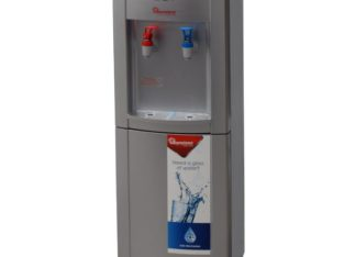 Hot And Normal Free Standing Water Dispenser