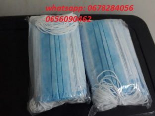 Stretchy elastic 3-ply/N95 surgical masks