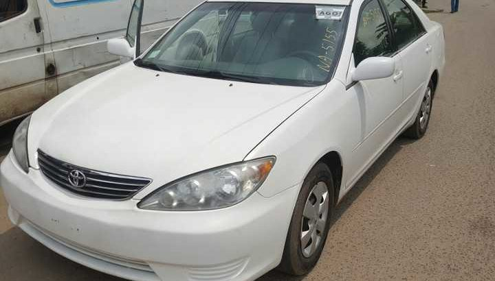 Tokunbo 2005 Toyota Camry LE