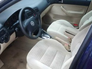 Toks Volkswagen Golf 4 2002 Model