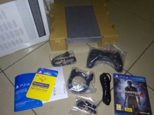 Brand New PS4 Slim + 3Game 2pad + 3 Months PS Plus Subscription