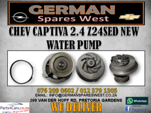 CHEV CAPTIVA 2.4 Z24SED NEW WATER PUMP FOR SALE