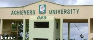 Achievers University 2020/2021 Form