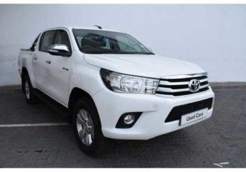 2017 Toyota Hilux 2.8 GD-6