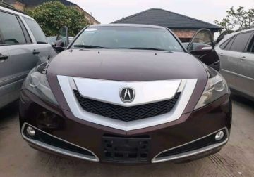 Acura ZDX for sale in cheap and affordable price