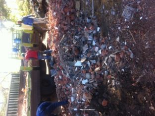 Rubble and garden refuse removal @ 0787872550