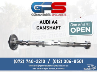 Audi A4 – Camshaft FOR SALE!