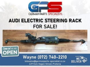 Audi Electric Steering Rack FOR SALE!