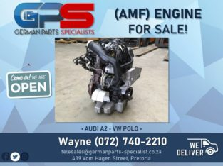 (AMF) Engine FOR SALE!
