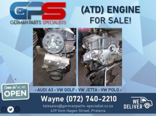 (ATD) Engine FOR SALE!