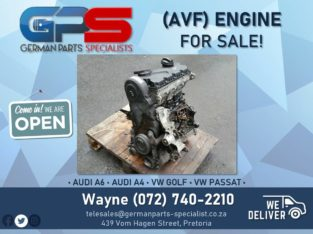 (AVF) Engine FOR SALE!