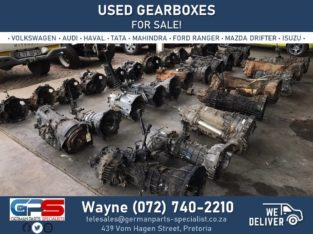 Used Gearboxes FOR SALE !