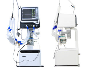 ICU Ventilator Machine