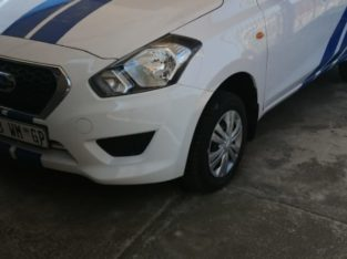 DATSUN GO FOR SALE STILL NEW VERY CLEAN AND NEAT