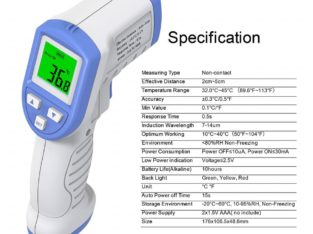 Infrared Thermometer for sale near me