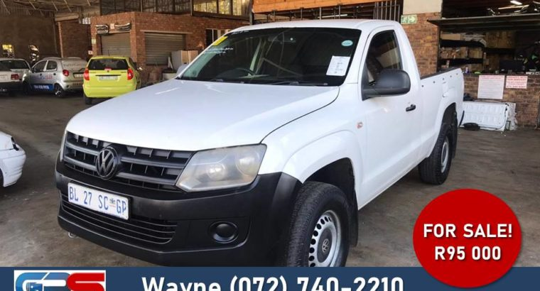 VW Amarok 2011 FOR SALE!