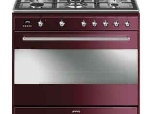 Smeg 90cm Vintage Concert Cooker & Multifunction Oven – SSA91MAP9