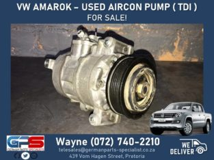 Volkswagen Amarok – USED Aircon Pump FOR SALE !