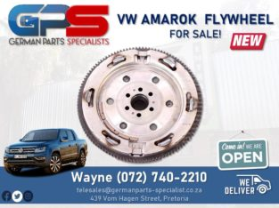 VW Amarok – TDI Flywheel FOR SALE !