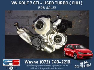 Volkswagen Golf 7 GTI – USED Turbo ( CHH ) FOR SALE!