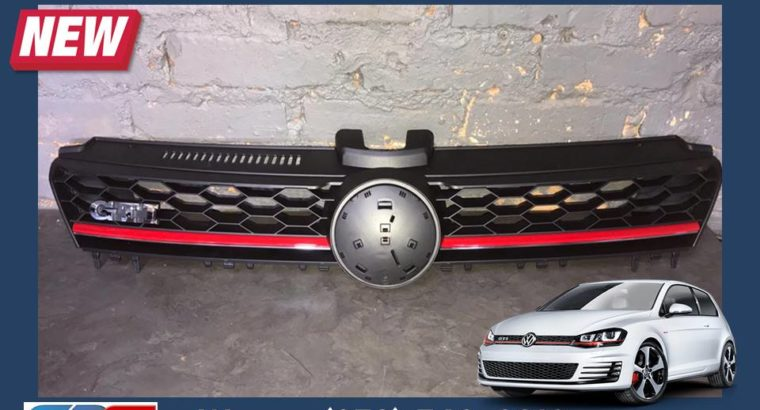 Volkswagen Golf 7 GTI – NEW Grille FOR SALE!