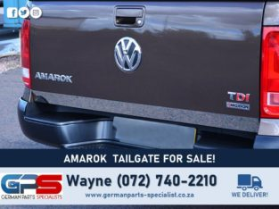 Volkswagen Amarok – Tailgate FOR SALE!