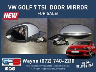 Volkswagen Golf 7 TSI – Door Mirror FOR SALE!