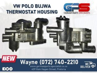Volkswagen Polo Bujwa- Thermostat Housing FOR SALE!