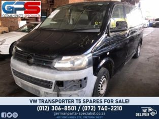Volkswagen Transporter T5 Stripping For Spares