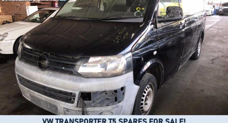 Volkswagen Transporter T5 Stripping For Spares