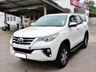 Toyota Fortuner GD6