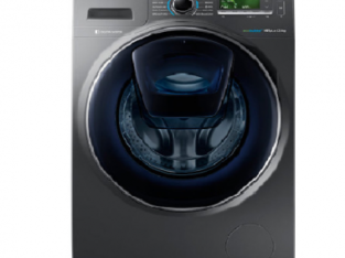 SAMSUNG 12KG ECO BUBBLE WASHING MACHINE MODEL – WW12K84120X
