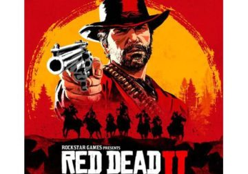 PS4 Red dead redemption 2 For Sale